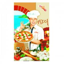 Caja Pizza Vesubio Calzone...