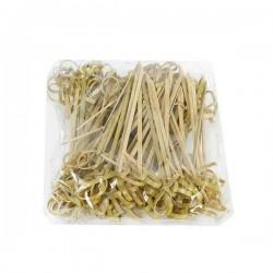 Pick Lazo Bambú 9 Cms. (100...