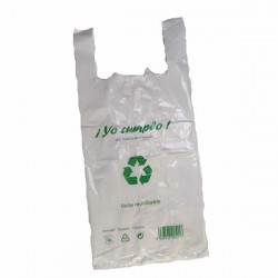Bolsa Camiseta Reutilizable...