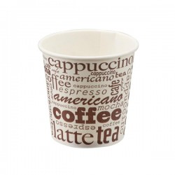 Vaso Carton Cafe C/Leche 8...