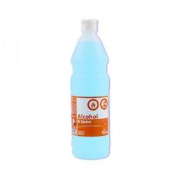 Alcohol De Quemar Azul 1 Litro