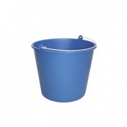 Cubo Agua Liso Azul 6 Lt.