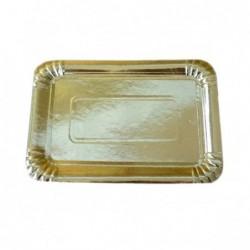 Bandeja Carton 16X22 Oro...