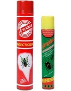 Insecticidas para el hogar o negocio, cucarachicidas